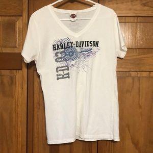 Harley-Davidson T-shirt!